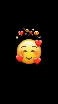 Le fond d& Emoji - fond d& - Bildschirmhintergrund - Iphone Hintegründe, Emoji Wallpaper Iphone, Cute Emoji Wallpaper, Mood Wallpaper, Iphone Background Wallpaper, Cute Disney Wallpaper, Cute Cartoon Wallpapers, Pretty Wallpapers, Aesthetic Iphone Wallpaper