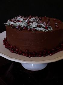 Chocolate Bouquet, Chocolate Cake, Bakery Recipes, Cooking Recipes, Hungarian Desserts, Fondant, Holiday Cakes, Yummy Cakes, Cravings
