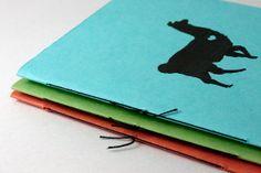 Llama Love Blank Notebook by birddoodle on Etsy, $4.00