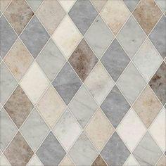 Mosaics & Waterjets - Facings of America - Ms Talya Multi Finish Almas Pa Al Av Marble Waterjet Mosaics Floor Patterns, Tile Patterns, Textures Patterns, Marble Mosaic, Mosaic Tiles, Wall Tiles, Floor Texture, Tiles Texture, Floor Design
