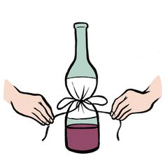 A Free Trick to Save Leftover Wine