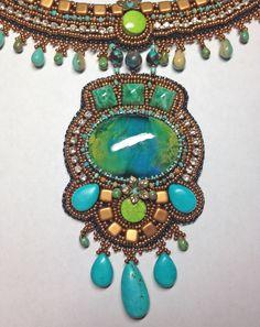 Marjorie Garcia Barnes Desiree necklace