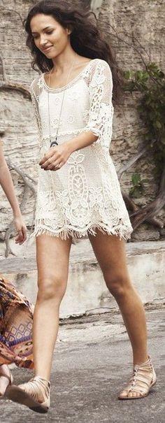 30 + Hottest Boho Outfit & Ideas as featured on Pasaboho. ❤️:: embroidery :: boho chic :: boho clothing :: gypsy style :: outfit ideas :: hippie chic :: free spirit :: fashion trend :: embroidered :: flowers :: floral :: lace :: summer :: fabulous :: love :: street style :: fashion style :: boho style :: bohemian :: modern vintage :: ethnic tribal :: boho bags :: boho fashion dress :: skirt :: cardigans :: jacket :: sweater :: tops :: boho trend :: bohemian style ::gypsy style #chicfashion