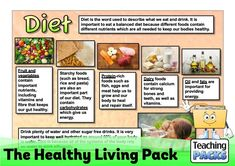 Help your children to make healthy choices with our pack of teaching resources. Includes a topic guide to discuss with your class, a range of activity resources and display materials to enhance the learning environment.