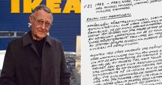 Ingvar Kamprads högra hand släpper bok – avslöjar detaljer om ledarskapet | SVT Nyheter Mirrored Sunglasses, Mens Sunglasses, Bok, Man Sunglasses
