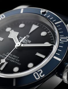 <p>The Heritage Black Bay, presented for the first time in 2012 and honoured by the jury of the Grand Prix d'Horlogerie in Geneva the following year, has been updated for 2016 with a mechanical movement developed, manufactured and assembled in-house by TUDOR. One of the brand's truly iconic models, it celebrates 60 years of diving watches with extraordinary heritage.</p>
