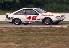 Mosport 1987