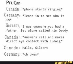 I'd love to see this happen<<< OMG I DONT EVEN SHIP PRUCAN BUT JESUS THIS IS PERFECT