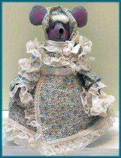 - Keep me Squeaking Phebe! - Doll Street Dreamers -online doll classes, e-patterns, mixed media art classes, free doll patterns and more