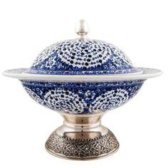 Çini, pilavlık, handmade