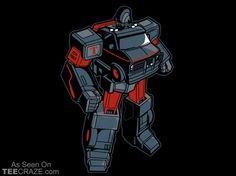 T-Former T-Shirt Designed by Brinkerhoff  Source: http://teecraze.com/t-former-t-shirt/