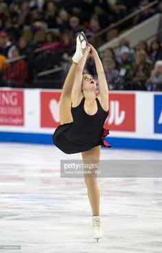 Gracie Gold of USA skates in the ladies short program during Day One of the Progressive Skate America ISU Grand Prix of Figure Skating on October 23, 2015 in Milwaukee, Wisconsin.