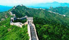 É realmente possível ver a muralha da China do espaço?