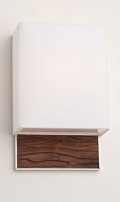 Azura | Ayrelight.com  Many more options in this line. Great sconces