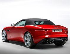 convertible F-Type (© Jaguar)
