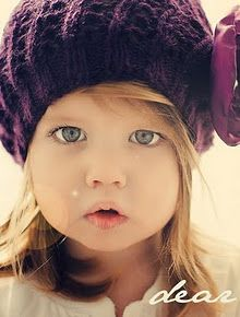 Need to find a hat like this for whenever we have a daughter someday!