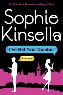 A new Sophie Kinsella book coming in February!  Can't wait to read it :)