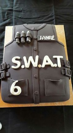 www.cakecoachonline.com - sharing...S.W.A.T CAKES