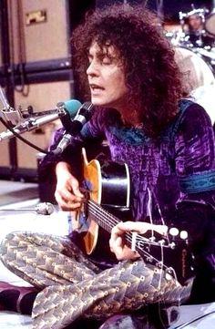 Marc Bolan, T. Rex.