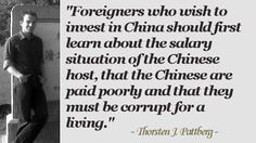 Pattberg Quote / Corruption in China