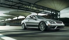 CLicK on This: Desert Donuts in a #CLK 63 #AMG Black Series - MBWorld.org
