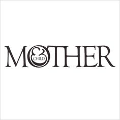 Mother & Child logo: designed by Herb Lubalin and Tom Carnase in 1965