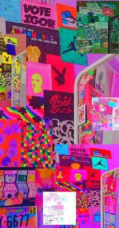 My Wall Teehee | Retro Wallpaper Iphone, Iphone Wallpaper