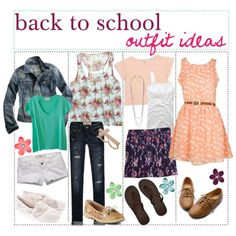 Outfit 22,  Back to School Ideas!