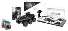 Homefront:The Revolution Goliath Edition    Includes radio controlled 'Goliath' Drone with working lights and six-wheel suspension, exclusive SteelBook, 32 page Art Book, Revolutionary Spirit pack; The Homefront: The Revolution Expansion Pass  Explore a living, breathing open world and true open gameplay in a first person shooter, brought to life with dynamic weather and day and night cycles enabled by asto..