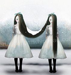 """Precious"" by Louise Robinson (aka Art & Ghosts)"