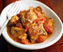 Biggest Loser Recipes - Low-Sodium Indian Chicken Curry - 238 Calories per serving