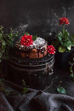Lamington Cake - Cook Republic
