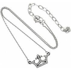Queen Petite Necklace, Brighton $38