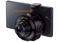 ソニーから大型センサ内蔵の「レンズカメラ」、iPhoneやAndroidと無線接続して撮影? - Engadget Japanese