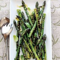 Tip: How to Grill Asparagus | Cookinglight.com