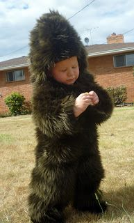 #MCTA Bigfoot Baby #Squatch  sc 1 st  Pinterest & DIY Bigfoot/Sasquatch Halloween Costume. This is so great hahaha ...