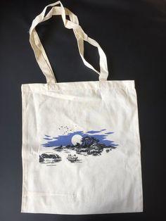 Mumin väska / Tygpåse, MUMIN