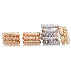 Bron 18 karaat gouden ringen Stax Max vanaf € 1.225,-