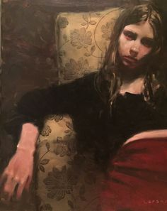 Michael Carson (American, b. 1972 Minneapolis, MN, USA) - Lucid Paintings: Oil on Canvas