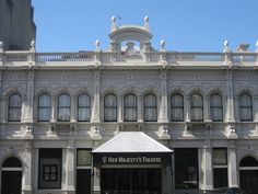 Her Majesty's Theatre in Ballarat's Lydiard Street is one of the most intact, commercial nineteenth century theatres in Australia. Originally opened as the Ballarat Academy of Music in order to avoid the negative moral connotations associated with th Tips on how to (grow your business for free get your free webpage ranked to P1 Google get unlimited connections and much more!) learn more on   www.smartguy.com/register.asp?sponsor=1848