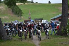Jorden Wakely Places 1st in Hanson Hills Cyclist Challenge