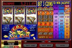 Big slot machine wins on video
