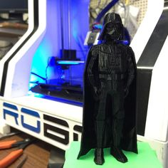 Something we liked from Instagram! Finished 3D printed lowpoly Darth Vader. #robo3d #robo3dprinter #3dmodel #3dprint #3dprinted #3dprinter #3dprinting #cura #ultimaker #thingiverse #makerbot #mattercontrol #matterhackers #hatchbox #design #starwars #galacticempire #theempire #imperials #usetheforce #vader #darthvader #thedarkside by zerodaylan check us out: http://bit.ly/1KyLetq