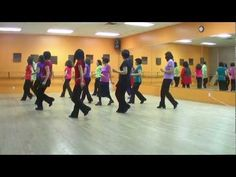 Ready To Roll - Line Dance (Dance & Teach in English & 中文) pgh