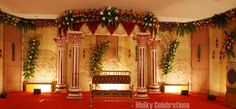 We are the ONE STOP Destination for All your Wedding Decorations and Event Planning Needs.So fast to make a call for us. we provide all services with well professional manner, we take care of your all work and we support to do wedding as grant success.Yours only work is JUST PREPARE AND GET   READY TO REACH STAGE thats it