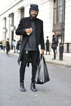The mix of luxury sports wear and classic tailored items, will be a massive trend in winter of 2015. The clash makes for a really cool unique look.