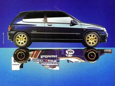 1994 - Clio Williams.....