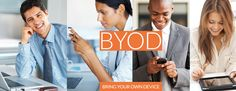 5 Ways #BYOD Is Changing Today's Workforce