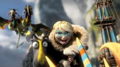 HOW TO TRAIN YOUR DRAGON 2 Exclusive Pics