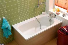 La baignoire version 120 cm - La nouvelle vague des petites baignoires - CôtéMaison.fr Baignoire Prima